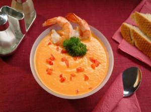 Крем-суп Испаньёлла
