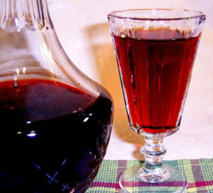 Ликер из винограда
