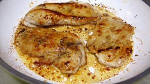 escalopes-de-dinde-sauce-aux-morilles-121533