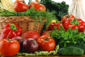 Овощное ассорти на скорую руку