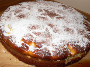 сладкий пирог