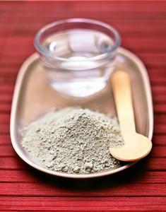 Голубая-глина