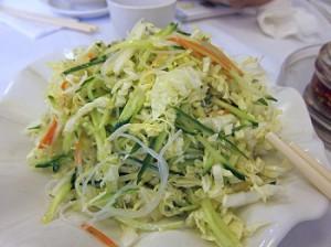 корейская закуска