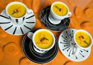 морковный суп-пюре