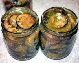 салат из баклажанов кобра