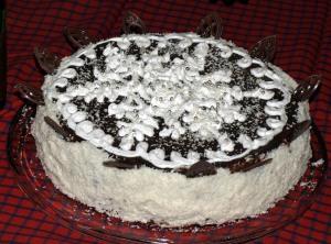торт экстази