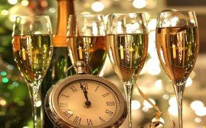 напитки на новый год