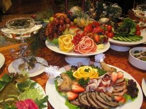 закуски на Новый год 2015