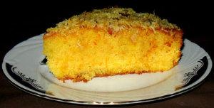 Миндальный пирог Halvas