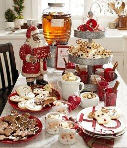 десерты для детей на Новый год
