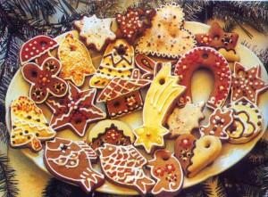 сладости к Рождеству