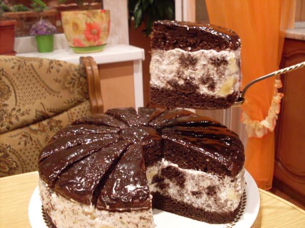Отзывы торт африканская ромашка