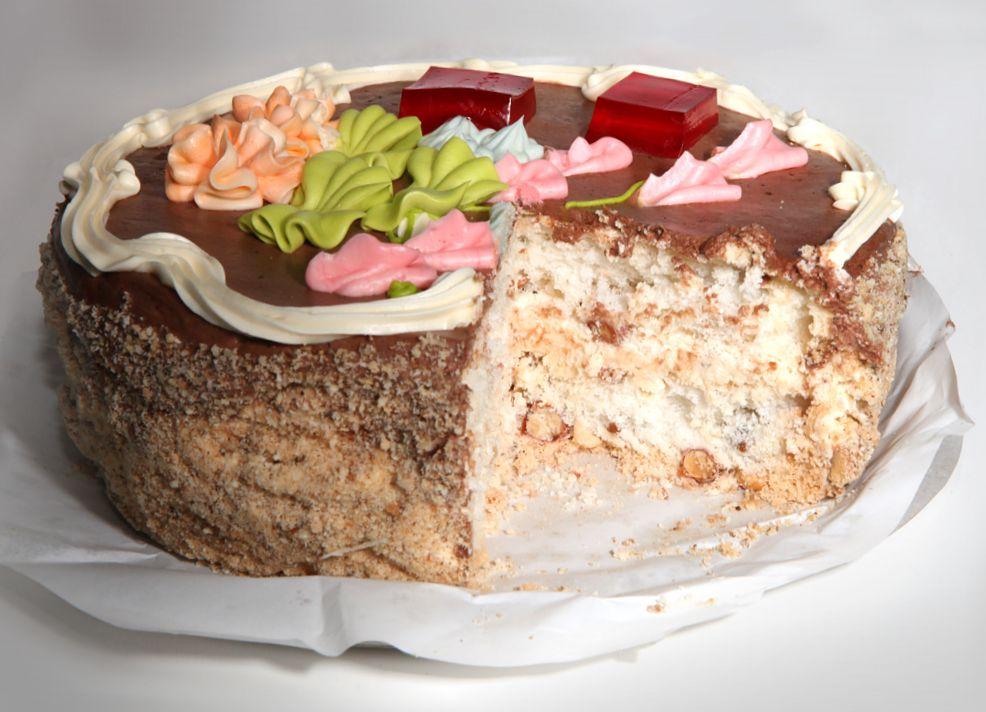 Киевский торт рецепт с фото пошагово в домашних условиях