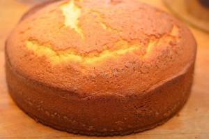 Заварной бисквит рецепт