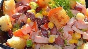 Салат для любимого мужа рецепт
