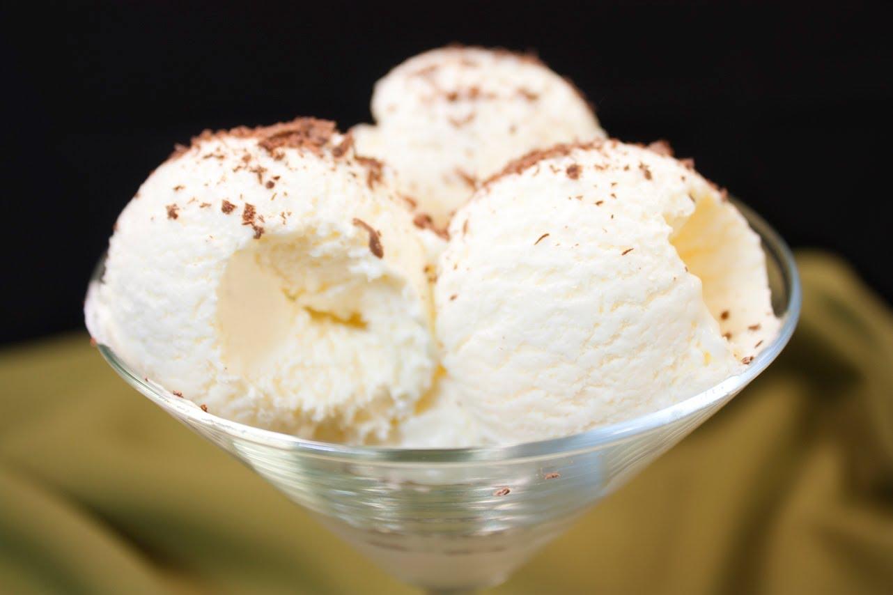 Мороженое своими руками с фото