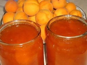 Варенье из абрикос на зиму