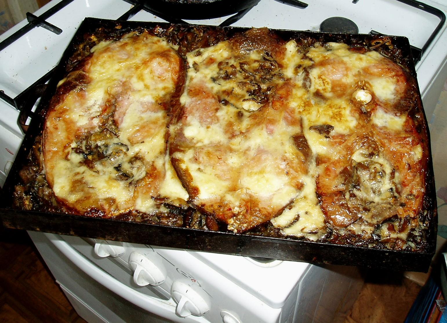 Толстолобик запеченный в фольге с картофелем, рецепт 89