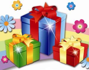 Подарки от сайта читателям