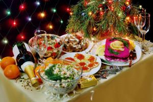 Новогодние рецепты 2016