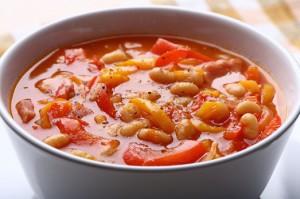 Фасоль по-мадридски рецепт с фото