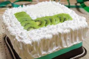 торт тропики