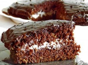 торт Южная ночь