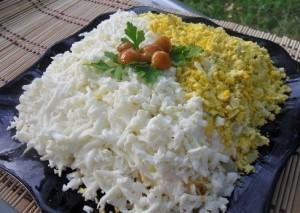 салат салат мельник