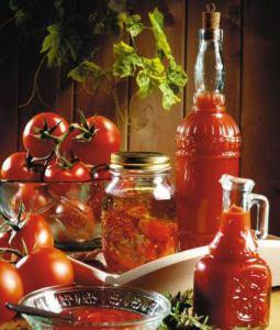 томатный соус к мясу