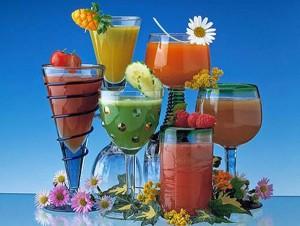коктейли здоровья