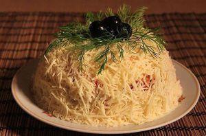 салат сырная фантазия