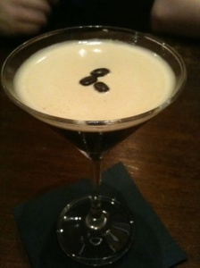коктейль эспрессо мартини