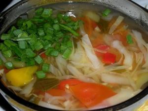 бонский суп для похудения