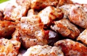 Мясо по-грузински в мультиварке