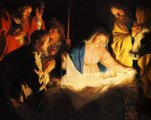 С  католическим Рождеством!