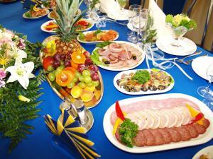 диетические блюда на Новый год