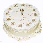 торт новогодняя ночь