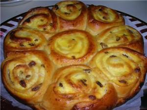 Пирог с творогом Розы