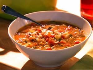 Томатный суп с манго рецепт с фото