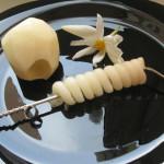 Инструменты для вырезания овощей