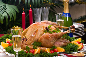 Оригинальные новогодние рецепты