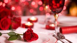 Меню на День Святого Валентина
