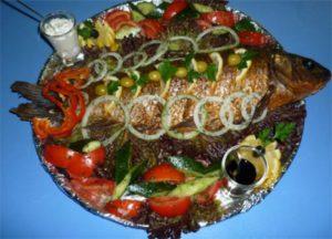 Рыба по-американски