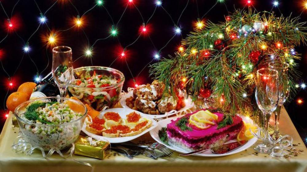 Новогодние рецепты салатов с курицей