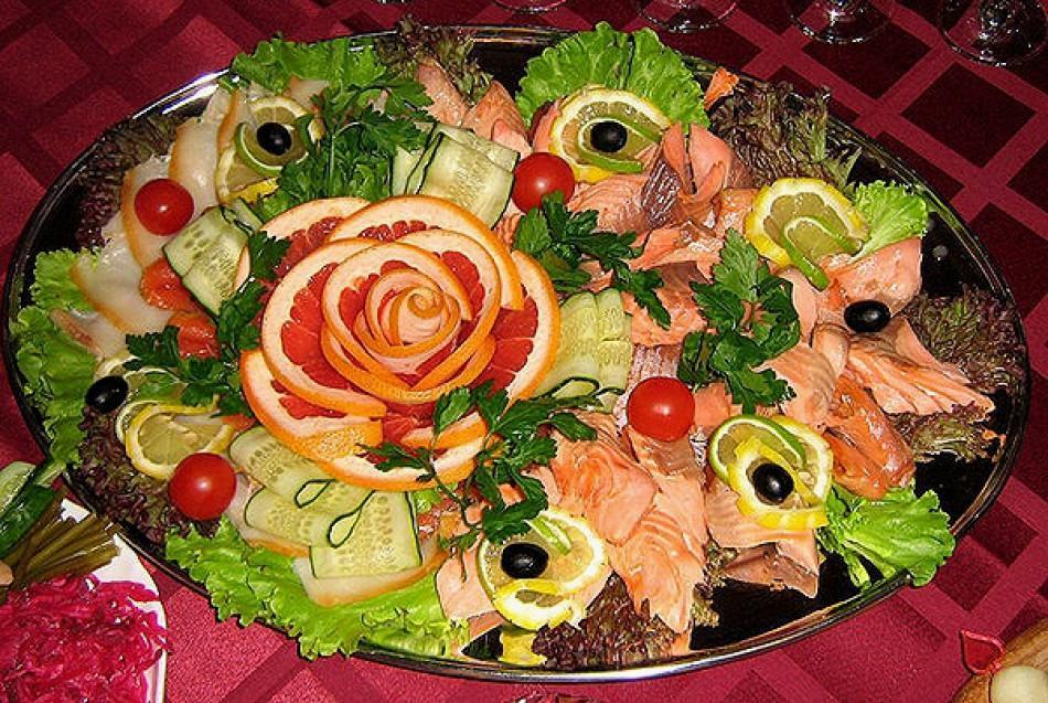 Очень вкусные салаты на 23 февраля