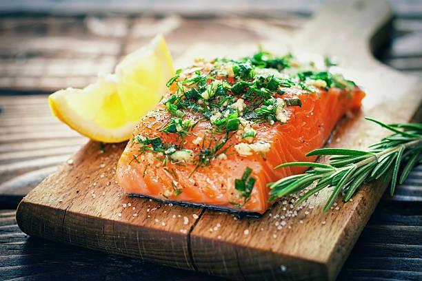 Рецепты из лосося
