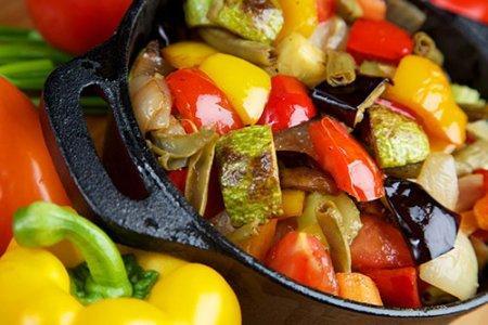Овощное рагу по-молдавски