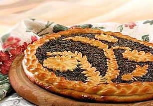 Пироги с маком