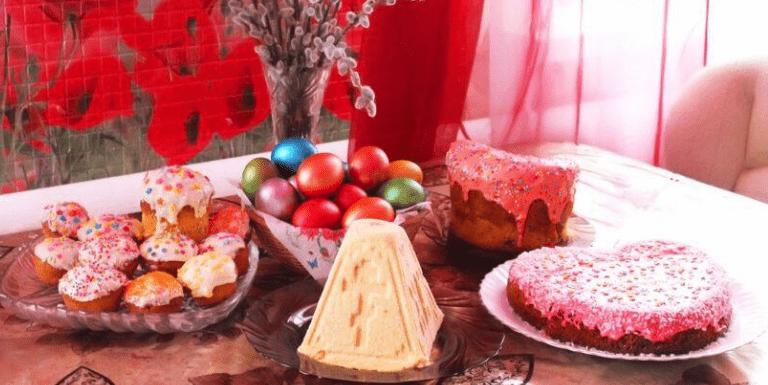 пасхальные рецепты с фото пошагово